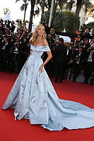 ELSA HOSK<br /> The Beguiled' Red Carpet Arrivals - The 70th Annual Cannes Film Festival<br /> CANNES, FRANCE - MAY 24: Elsa Hosk attends the 'The Beguiled' screening during the 70th annual Cannes Film Festival at Palais des Festivals on May 24, 2017 in Cannes, France