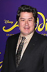 Merwin Foard  attend the Broadway Opening Night after party for Disney's 'Aladdin' at tGotham Hall on March 20, 2014 in New York City.