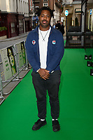 "Sampha<br /> at the ""MATANGI / MAYA / M.I.A."" premiere, Curzon Mayfair, London<br /> <br /> ©Ash Knotek  D3432  19/09/2018"