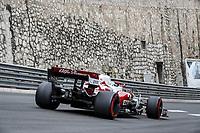 22nd May 2021; Principality of Monaco; F1 Grand Prix of Monaco, qualifying sessions;  99 GIOVINAZZI Antonio (ita), Alfa Romeo Racing ORLEN C41