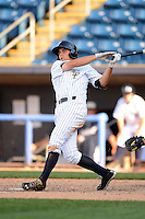 Staten Island Yankees outfielder Michael O'Neill #39 during a game against the Connecticut Tigers on July 7, 2013 at Richmond County Bank Ballpark in Staten Island, New York.  Staten Island defeated Connecticut 6-2.  (Mike Janes/Four Seam Images)
