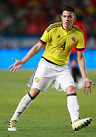 Colombia's Santiago Arias during international friendly match. June 7,2017.(ALTERPHOTOS/Acero) (NortePhoto.com) (NortePhoto.com)