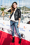 XXX pose to the media at the photocall in the port at Festival de Cine Fantastico de Sitges in Barcelona. October 11, Spain. 2016. (ALTERPHOTOS/BorjaB.Hojas)