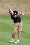 ISPS Handa Wales Open 2013<br /> Celtic Manor Resort<br /> Mike Tindall playing in the Pro-Am<br /> 28.08.13<br /> <br /> ©Steve Pope-Sportingwales