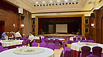 The Theatre, Which Is Located Off The Ballroom, Readied For A Function.