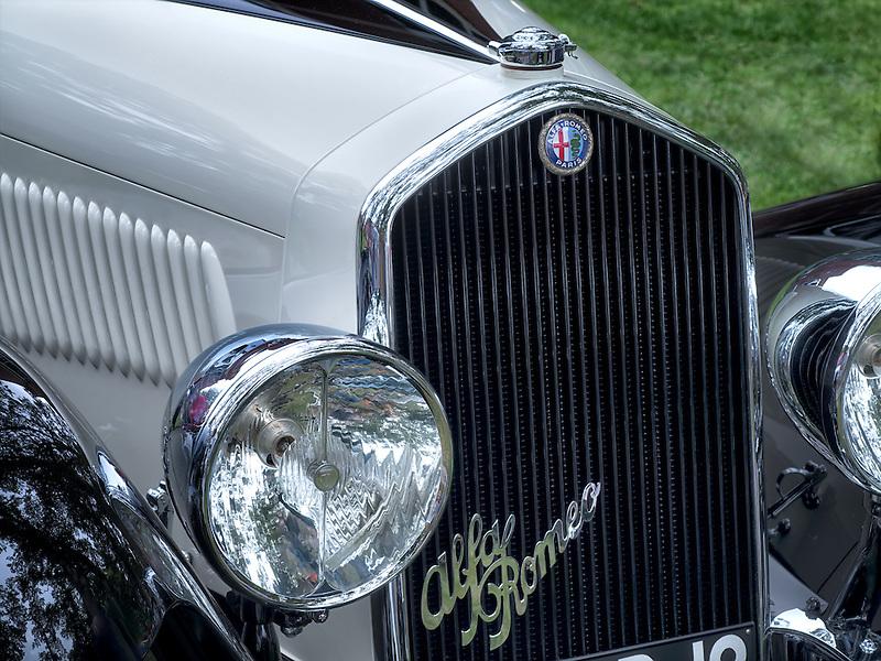 1933 Alfa Romeo. Oregon