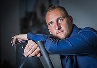 Hellevoetsluis, Netherlands, 20 Augustus, 2020, Thiemo de Bakker (NED)<br /> Photo: Henk Koster/tennisimages.com
