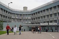 milano, quartiere bovisa. istituto di ricerche farmacologiche mario negri. --- milan, bovisa district. The Mario Negri Institute for Pharmacological Research