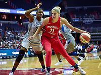WNBA: Minnesota Lynx at Washington Mystics