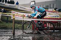 Michael Vanthourenhout (BEL/Marlux-Bingoal)<br /> <br /> Superprestige cyclocross Hoogstraten 2019 (BEL)<br /> Elite Men's Race<br /> <br /> ©kramon