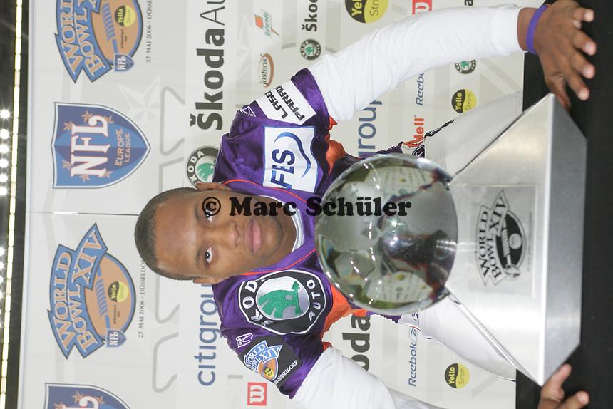 Jeff Brown (Cornerback Frankfurt Galaxy)