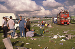 The Derby Horse race Epsom Downs Surrey Uk Circa 1985.