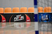Men's Futsal SuperLeague, Canterbury United Futsal Dragons v Capital Futsal at ASB Sports Centre, Wellington on Saturday 31 October 2020.<br /> Copyright photo: Masanori Udagawa /  www.photosp ort.nz