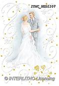 Marcello, WEDDING, HOCHZEIT, BODA, paintings+++++,ITMCWED1107,#W#, EVERYDAY ,couples