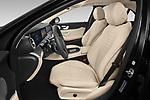 Front seat view of 2021 Mercedes Benz E-Class Avantgarde 4 Door Sedan Front Seat  car photos