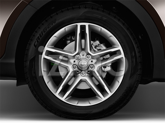 2017 Hyundai SANTA FE Limited Ultimate 5 Door SUV