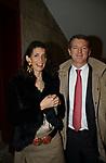 """JACOPO E LALLA FRANZAN<br /> VERNISSAGE """"ROMA 2006 10 ARTISTI DELLA GALLERIA FOTOGRAFIA ITALIANA"""" AUDITORIUM DELLA CONCILIAZIONE ROMA 2006"""