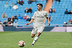 Real Madrid's Brahim Diaz during La Liga match between Real Madrid and SD Eibar at Santiago Bernabeu Stadium in Madrid, Spain.April 06, 2019. (ALTERPHOTOS/A. Perez Meca)