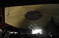 WGT 2013  - Feature - Impression - Publikum im Kohlrabizirkus. Foto: Norman Rembarz