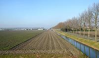 Nederland  Noord-Holland -  2020.  Platteland.  Foto Berlinda van Dam / Hollandse Hoogte