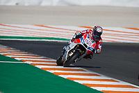ANDREA DOVIZIOSO - ITALIAN - DUCATI TEAM - DUCATI<br /> Valencia 11-11-2017 Moto Gp Spagna<br /> Foto Vincent Guignet / Panoramic / Insidefoto