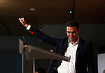 "Madrid,Spain - 16 10 2014- ""politics""- Spanish Socialist Leader Pedro Sanchez  during at the 40th anniversary ceremony of the Suresnes Congress (Foto: Guillermo Martinez /Bouza Press)"