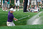 PALM BEACH GARDENS, FL. - Ben Crane hits from the bunker during Round Three play at the 2009 Honda Classic - PGA National Resort and Spa in Palm Beach Gardens, FL. on March 7, 2009.