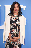 """Olivia Harrison<br /> at the Special Screening of The Beatles Eight Days A Week: The Touring Years"""" at the Odeon Leicester Square, London.<br /> <br /> <br /> ©Ash Knotek  D3154  15/09/2016"""