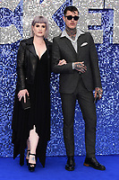 "Kelly Osbourne and Jimmy Q<br /> arriving for the ""Rocketman"" premiere in Leicester Square, London<br /> <br /> ©Ash Knotek  D3502  20/05/2019"