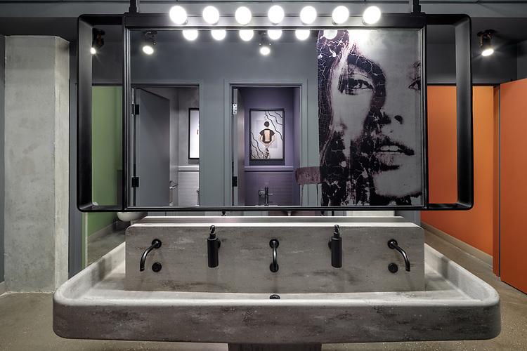Moxy Hotel Lighting Design | Lumidesign