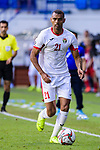 Salem Alajalin of Jordan in action during the AFC Asian Cup UAE 2019 Round of 16 match between Jordan (JOR) and Vietnam (VIE) at Al Maktoum Stadium on 20 January 2019 in Dubai, United Arab Emirates. Photo by Marcio Rodrigo Machado / Power Sport Images