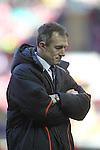 Wales acting head coach Rob Howley..RBS 6 Nations.Wales v Ireland.Millennium Stadium.02.02.13.©Steve Pope-SPORTINGWALES
