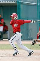 Alfredo Marte - Arizona Diamondbacks, 2009 Instructional League.Photo by:  Bill Mitchell/Four Seam Images..
