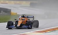 28th August 2021; Spa Francorchamps, Stavelot, Belgium: FIA F1 Grand Prix of Belgium, qualifying sessions;  03 RICCIARDO Daniel aus, McLaren MCL35M