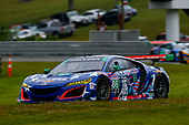 IMSA WeatherTech SportsCar Championship<br /> Northeast Grand Prix<br /> Lime Rock Park, Lakeville, CT USA<br /> Saturday 22 July 2017<br /> 86, Acura, Acura NSX, GTD, Oswaldo Negri Jr., Jeff Segal<br /> World Copyright: Jake Galstad<br /> LAT Images