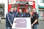 Drogheda Crescent Town Barbers 9/10/10