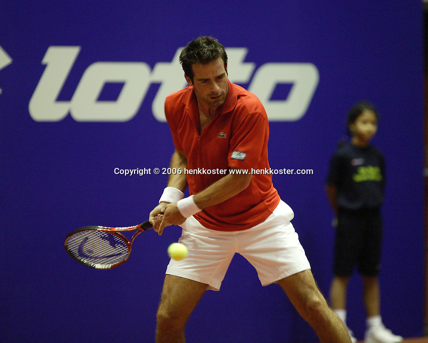 12-12-06,Rotterdam, Tennis Masters 2006, Raemon Sluiter