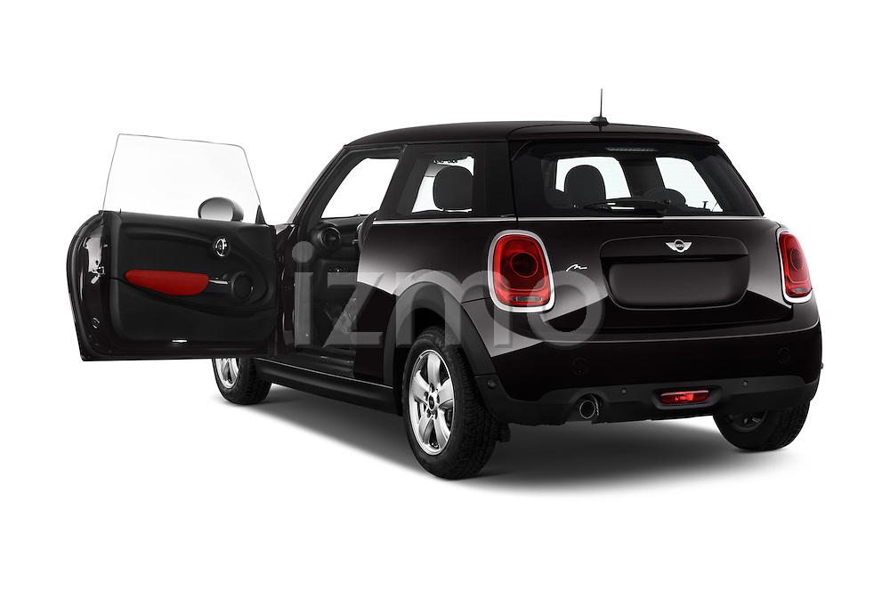 Car images of a 2015 MINI MINI Cooper 3 Door Hatchback Doors
