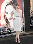 Bella Heathcote at The Warner Bros. L.A. Premiere of DARK SHADOWS held at The Grauman's Chinese Theatre in Hollywood, California on May 07,2012                                                                               © 2012 Hollywood Press Agency