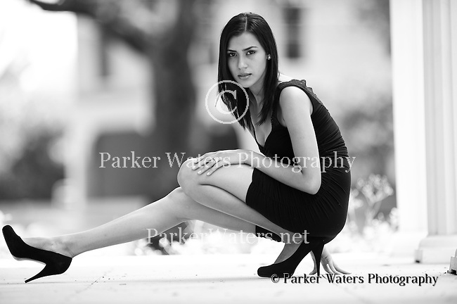 A small sample from a recent photo shoot with a New Orleans model.