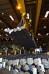 Cascade Rolling Mill manufacturing rebar from recycled metal