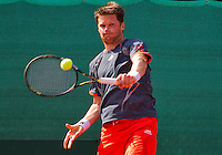 2013-08-17, Netherlands, Raalte,  TV Ramele, Tennis, NRTK 2013, National Ranking Tennis Champ,   Nick van der Meer<br /> <br /> Photo: Henk Koster