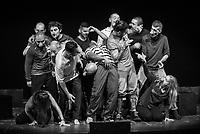 carcere di Opera, compagnia teatrale Opera Liquida