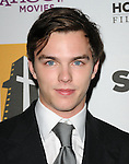 Nicholas Hoult at The 13th Annual Hollywood Awards Gala held at The Beverly Hilton Hotel in Beverly Hills, California on October 26,2009                                                                   Copyright 2009 DVS / RockinExposures