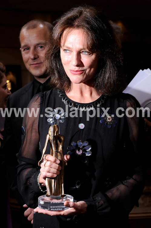 **ALL ROUND PICTURES FROM SOLARPIX.COM**.**SYNDICATION RIGHTS FOR UK AND SPAIN ONLY**. The German entertainment awards for music and film 'Diva' in Munich (Muenchen) Bavaria in Germany..This pic: jacqueline bisset..JOB REF:8344-CPR/ Preiss       DATE:27-01-09.**MUST CREDIT SOLARPIX.COM OR DOUBLE FEE WILL BE CHARGED* *UNDER NO CIRCUMSTANCES IS THIS IMAGE TO BE REPRODUCED FOR ANY ONLINE EDITION WITHOUT PRIOR PERMISSION*