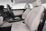 Front seat view of a 2015 Hyundai Sonata 2.4 Auto Limited 4 Door Sedan front seat car photos