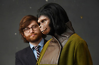 Chimpanzee outfit worn by Oscar winner Kim Hunter in Planet Of The Apes is set to fetch £5K
