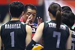 Masayoshi Manabe (JPN), AUGUST 27, 2015 - Volleyball : FIVB Women's World Cup 2015 1st Round between Japan 3-2 Dominican Republic  in Tokyo, Japan. (Photo by Sho Tamura/AFLO SPORT)