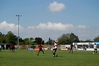 Kent FA Sunday Junior Trophy Final. Royal Southwark (red & black) V 16A (white & black)