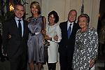 """FAMIGLIA LETTA AL COMPLETO<br /> GIAMPAOLO, ROSANNA, MARINA, GIANNI E MADDALENA LETTA<br /> PRESENTAZIONE SIGARO TOSCANO """"OPERA """" MST A VILLA AURELIA  ROMA 2014"""